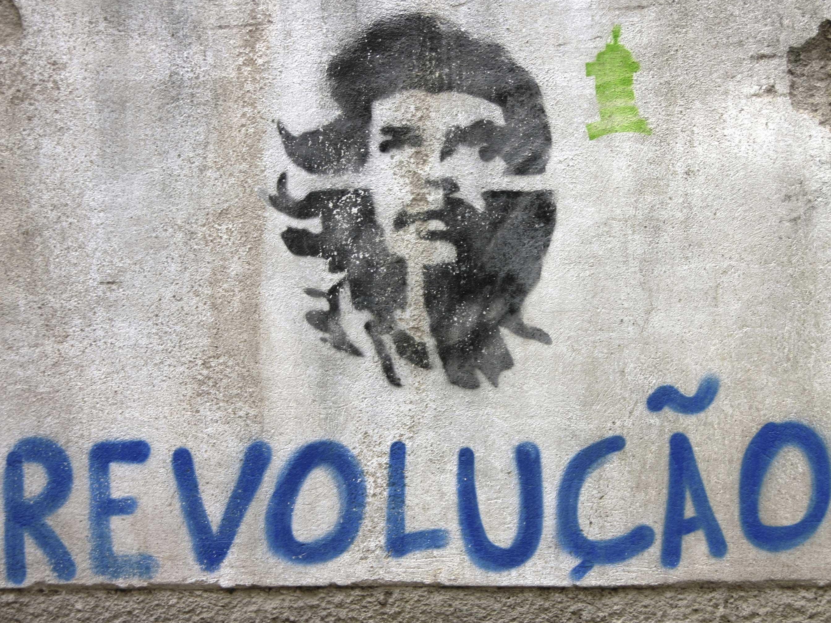 Guerilla Che - Guerilla Marketing