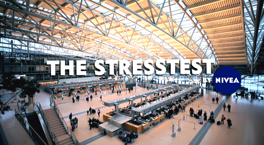 Nivea Stresstest